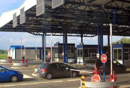 Arad: Sute de camioane aşteaptă la frontieră să intre în Ungaria