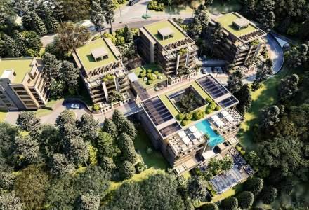 Proiect imobiliar mixt, dezvoltat în Brașov, le va permite investitorilor să-și cumpere o cameră de hotel