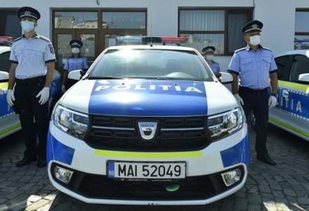 O nouă conducere la poliția județului Bacău, după crima de la Onești