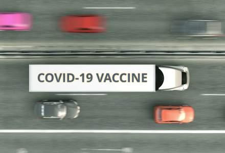 Peste 2.200 doze de vaccin Pfizer BioNTech ajung mâine în România
