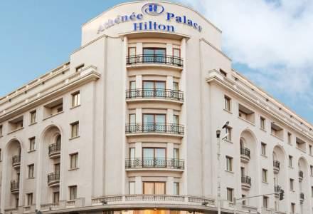 Investiție de 25 mil. euro în renovarea capitală a hotelului Hilton din Capitală