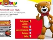Retailerul Maxi Toys intra cu...