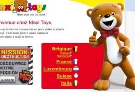 Retailerul Maxi Toys intra cu un magazin in Romania si vrea o felie dintr-o piata de 120 mil. euro