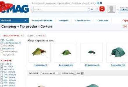 eMag.ro intra in zona de sport si activitati in aer liber: cate produse vinde magazinul online [UPDATE, lista de parteneri]