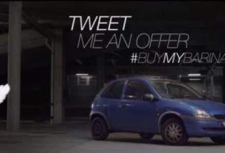 Cum sa vinzi o masina veche repede? Printr-o campanie publicitara de 8.000 dolari