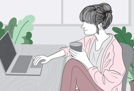 STUDIU: Posibilitatea de a lucra de acasă reduce stresul pentru Generațiile Millennials și Z