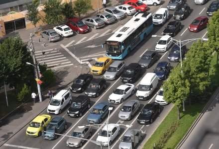 Nervi, claxoane și timp irosit. București, orașul cu cele mai multe ore pierdute în trafic din întreaga lume