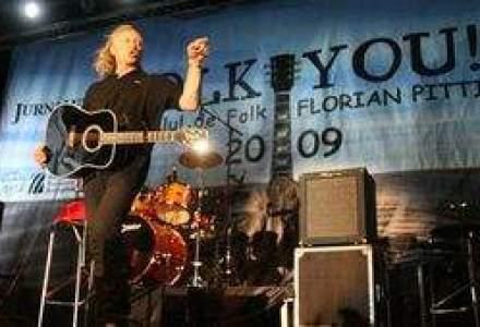 """Festivalul """"Folk You!"""" a avut un buget de 50.000 euro"""
