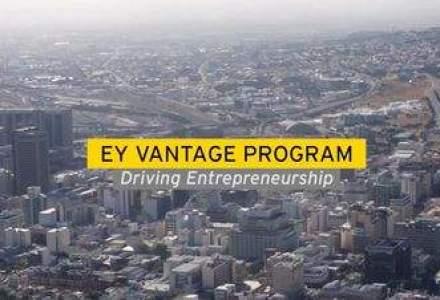 """STUDIU DE CAZ. EY Vantage ajunge in Romania: """"Fluxul de capital, printre cele mai greu de gestionat procese pentru antreprenori"""""""