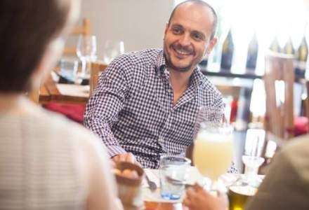 La pranz cu managerul care a tras un loz castigator in lactate: Romania mi-a schimbat viata