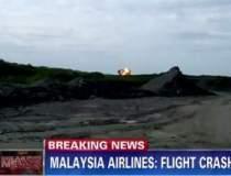 Prabusirea avionului Malaysia...