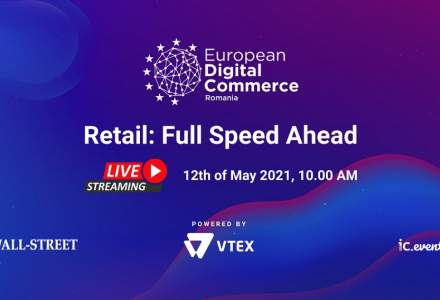 Noi orizonturi pentru eCommerce și retail la European Digital Commerce powered by VTEX