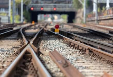 Ministerul Transporturilor a anunțat că vrea să recondiționeze până la 100 km de cale ferată în fiecare an