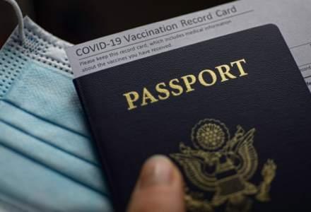 """Proiectul de """"paşaport verde"""" digital, numai pentru vaccinuri aprobate la nivelul UE"""