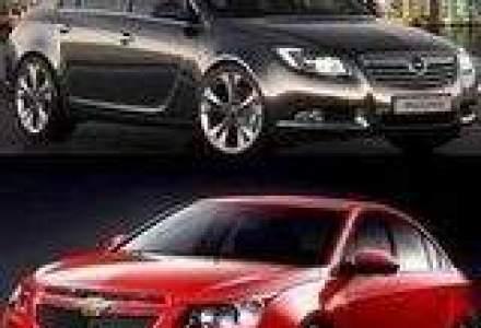 GM si Magna isi rezolva neintelegerile legate de oferta pentru Opel