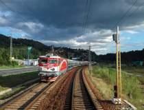 CFR a introdus un nou tren pe...