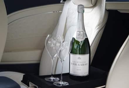 Cât costă una dintre cele mai rare sticle cu șampanie din lume
