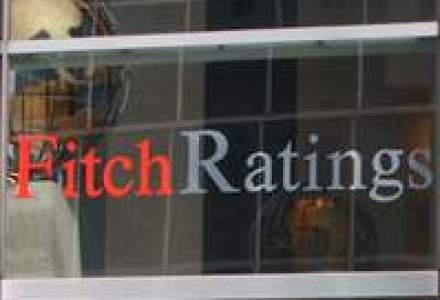 Fitch: Bancile romanesti se vor confrunta cu un mediu economic dificil si in 2010