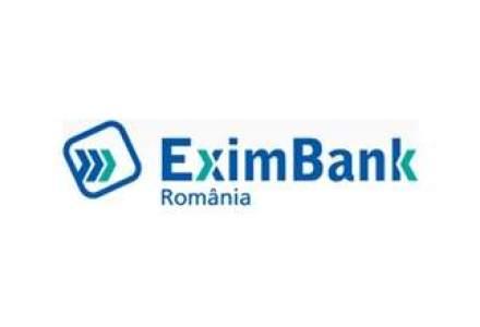 Profitul net al EximBank a urcat cu 30% in S1, la 32 mil. lei
