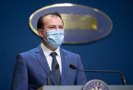 Florin Cîțu: Cer Ministerului Sănătății un raport despre pregătirea pentru valul trei al pandemiei