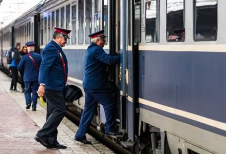 Trenuri mai rapide cu 40 de minute pe ruta București-Craiova