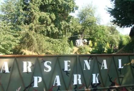 Fratii Cristescu anunta o investitie de 6 mil. euro intr-un parc de aventura in complexul turistic de la Orastie