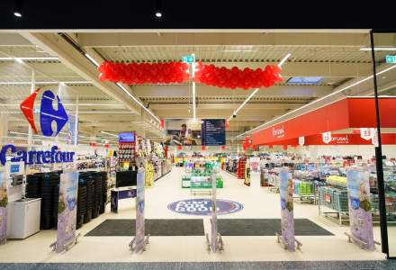 Carrefour deschide primul magazin fără casieri