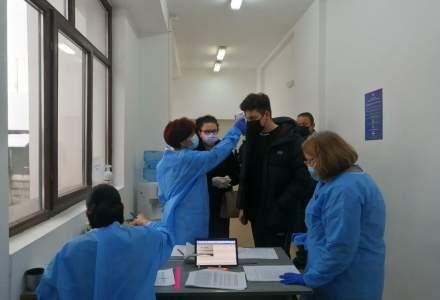 Ce sancțiuni au fost aplicate la Centrul de vaccinare nr. 5 din cadrul Romexpo
