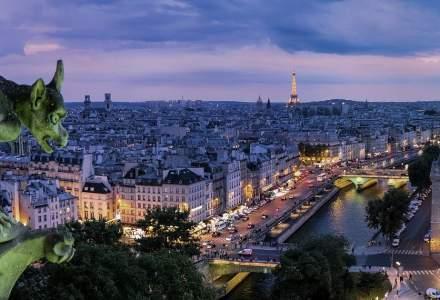 Parisul intră într-un nou lockdown