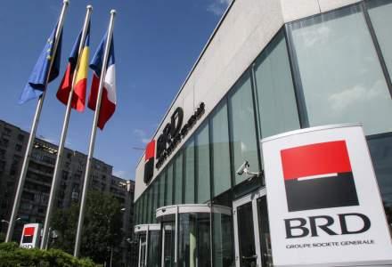 BRD Groupe Societe Generale a amânat ratele a 2.400 de români de la începutul anului. Doar 9% au cerut amânarea maximă de 9 luni