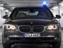 Noul BMW Seria 7 blindat...