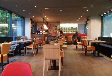Al treilea restaurant cu 10 pe linie in Herastrau