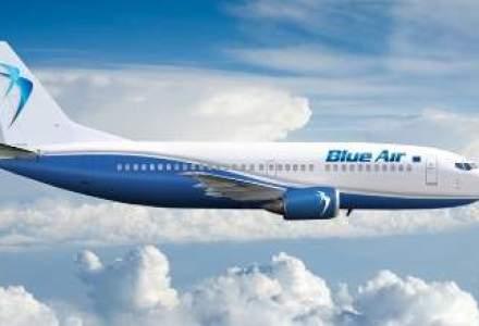 Blue Air redeschide ruta Bucuresti - Torino