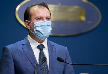 Florin Cîțu: Nu vom ajunge din nou în lockdown. În perioada următoare vor fi vaccinate 80.000 de persoane pe zi