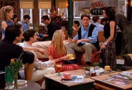 """Serialul """"Friends"""" se întoarce în România și te va costa mai puțin abonamentul pentru a îl urmări"""