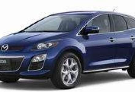 Mazda lanseaza spre finalul anului SUV-ul CX-7 facelift in Romania