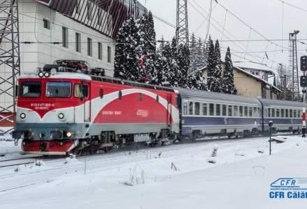 Agenţia Europeană de Mediu încurajează mersul cu trenul, datorită emisiilor scăzute