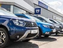 Uzina Dacia își oprește din...