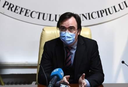 Alin Stoica, Prefectul Bucureștiului: Demersurile de la nivel guvernamental ne țin pe loc