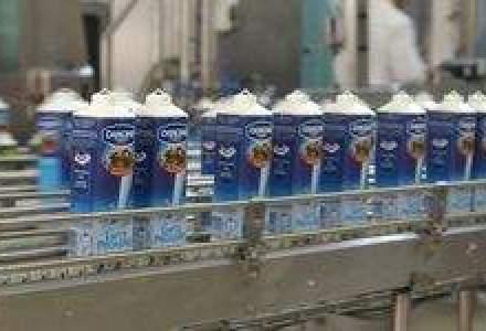 TBWA cere insolventa producatorului de lactate Danone