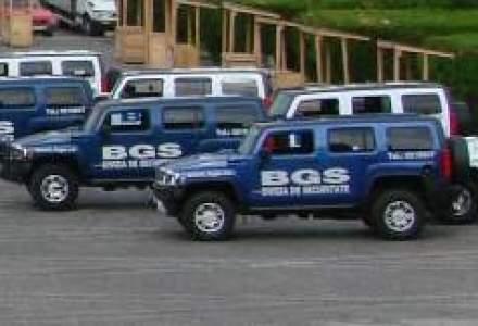 BGS Divizia de Securitate a investit 1,3 mil. euro in 33 de Hummer H3