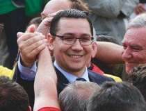 Ponta: Mi-am lansat...