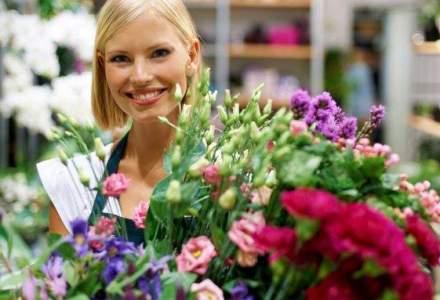 Floridelux deschide a cincea florarie offline in Pitesti
