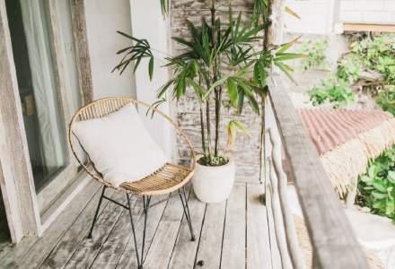 Cum să faci din balcon locul tău perfect de relaxare? Iată câteva idei de primăvară