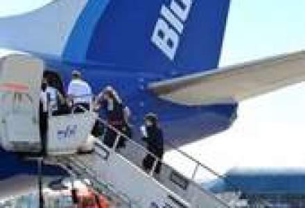 Blue Air: Nu aducem nici un prejudiciu companiilor de transport feroviar sau rutier