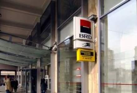 Scaderea provizioanelor a dublat profitul BRD in primul semestru