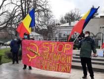 [VIDEO] Proteste împotriva...