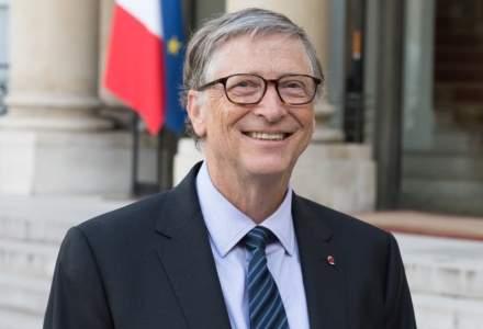 """Bill Gates vrea să """"acopere soarele"""" pentru a combate încălzirea globală"""