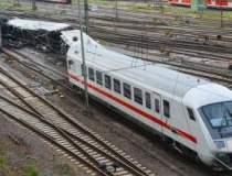 Accident feroviar: un tren de...