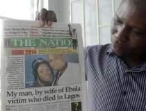Epicentrul de Ebola, blocat...